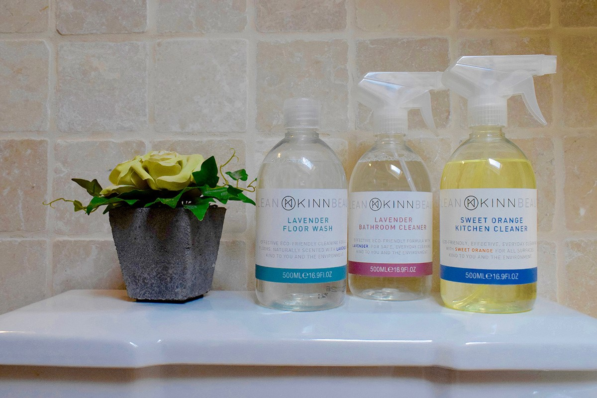 Our Eco-Friendly Cleaning Products